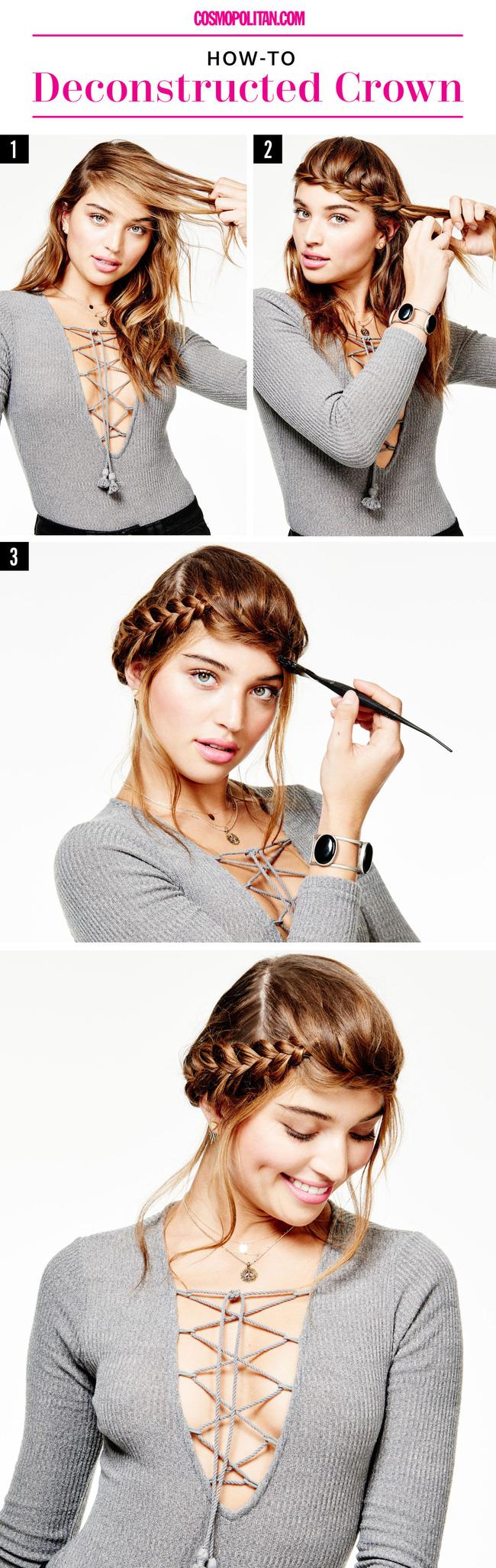 3 cách tết tóc cực đẹp mê li chỉ tốn 15 phút ngay tại nhà phần 2