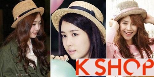 Lựa chọn kiểu tóc nữ đẹp phong cách Hàn Quốc cho bạn gái dạo phố hè 2017 phần 10