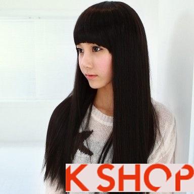 Lựa chọn kiểu tóc nữ đẹp phong cách Hàn Quốc cho bạn gái dạo phố hè 2017 phần 2