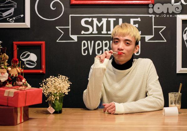 Tóc nam nhuộm màu bạch kim đẹp của hotboy Việt cực chất nhất 2017 phần 10