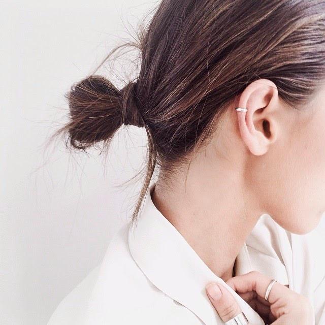 1001 kiểu tóc búi đẹp cho các nàng tóc ngắn cực chất trong ngày hè 2017 phần 8