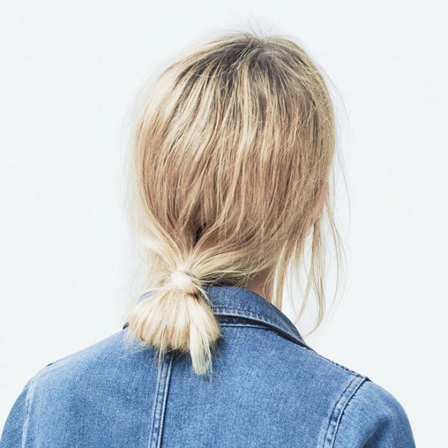1001 kiểu tóc búi đẹp cho các nàng tóc ngắn cực chất trong ngày hè 2017 phần 9