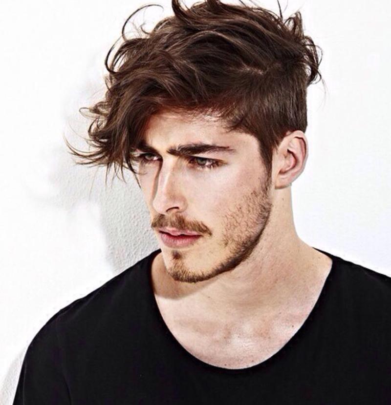 20 Kiểu tóc nam Quiff đẹp xu hướng hot nhất 2017 cho khuôn mặt dài phần 13