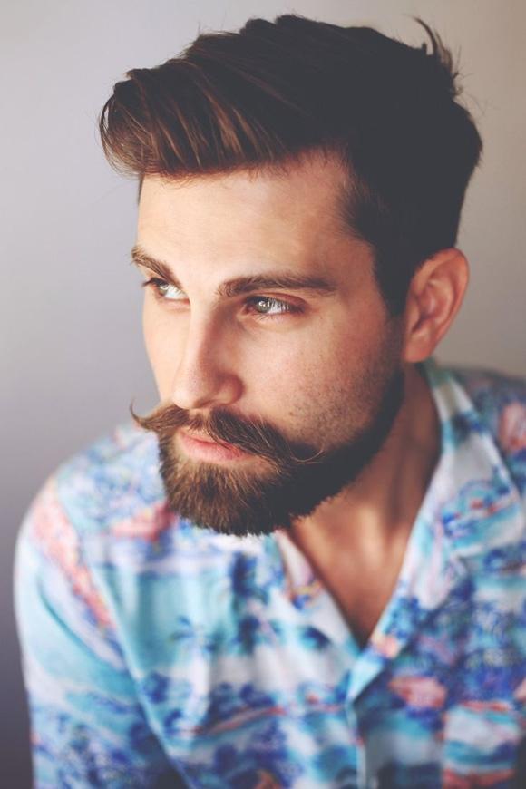 20 Kiểu tóc nam Quiff đẹp xu hướng hot nhất 2017 cho khuôn mặt dài phần 4