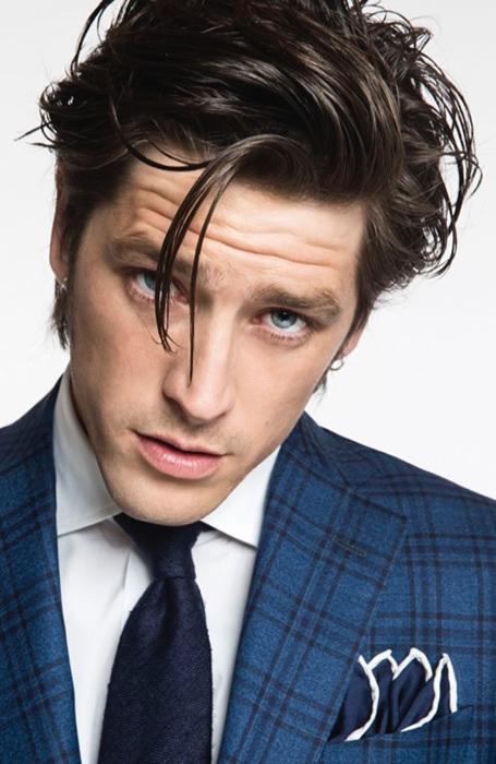 20 Kiểu tóc nam Quiff đẹp xu hướng hot nhất 2017 cho khuôn mặt dài phần 8