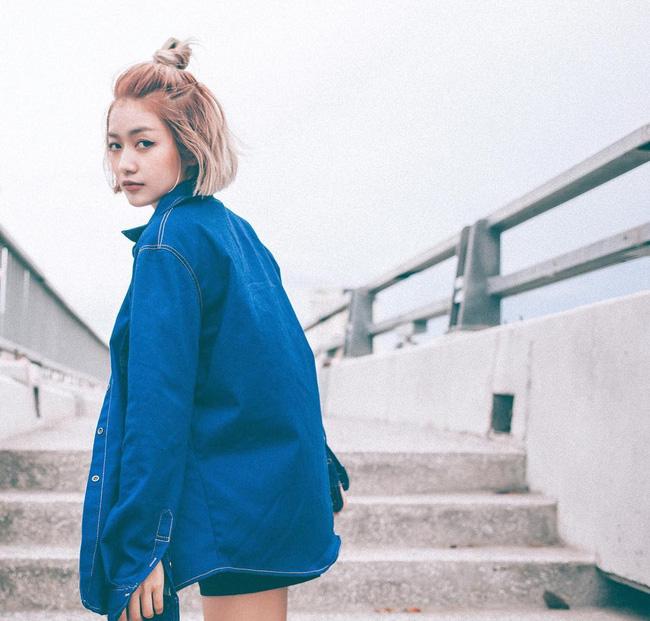 5 xu hướng tóc đẹp nhất hè 2017 đang được các hot girl Việt kết nhất phần 12