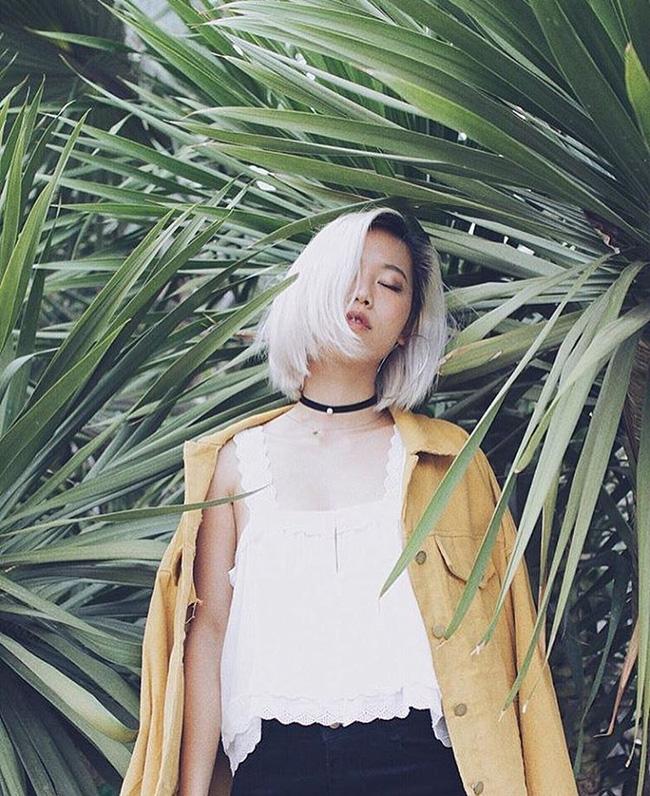 5 xu hướng tóc đẹp nhất hè 2017 đang được các hot girl Việt kết nhất phần 17