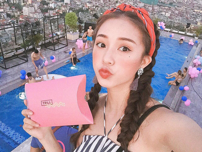 5 xu hướng tóc đẹp nhất hè 2017 đang được các hot girl Việt kết nhất phần 6