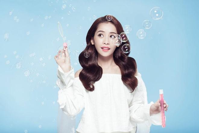 Chia sẻ cách chăm sóc tóc đẹp luôn bồng bềnh suôn mượt của hot girl Chi Pu phần 1