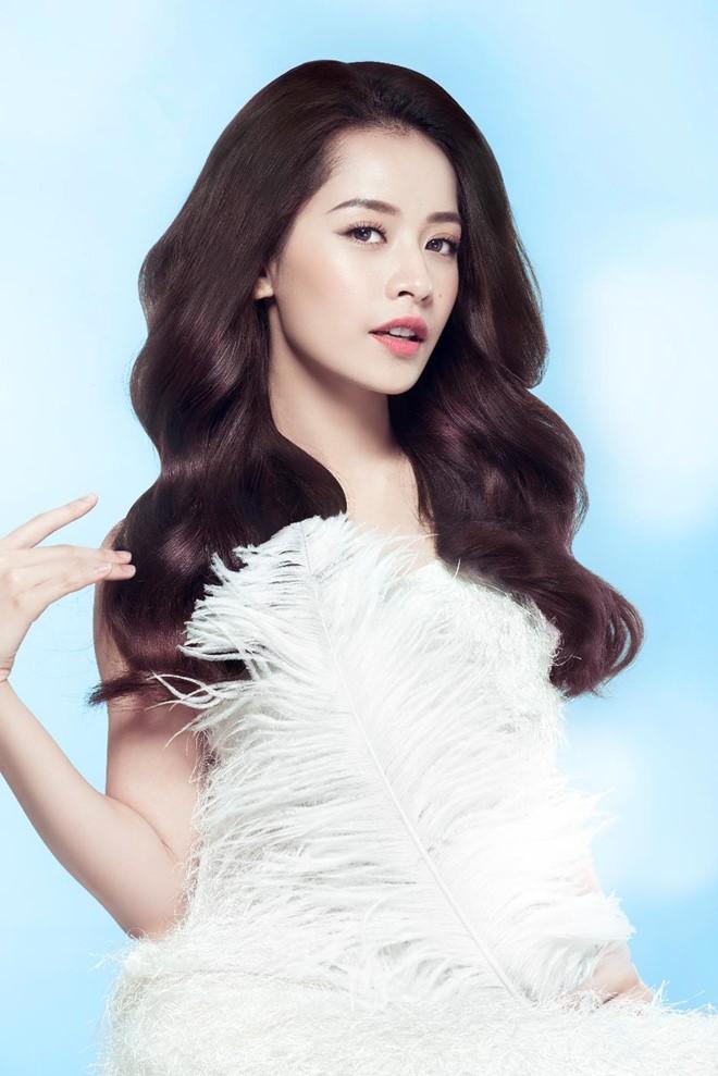 Chia sẻ cách chăm sóc tóc đẹp luôn bồng bềnh suôn mượt của hot girl Chi Pu phần 2