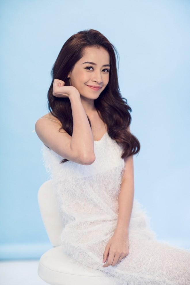 Chia sẻ cách chăm sóc tóc đẹp luôn bồng bềnh suôn mượt của hot girl Chi Pu phần 4