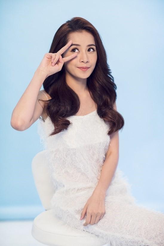 Chia sẻ cách chăm sóc tóc đẹp luôn bồng bềnh suôn mượt của hot girl Chi Pu phần 8