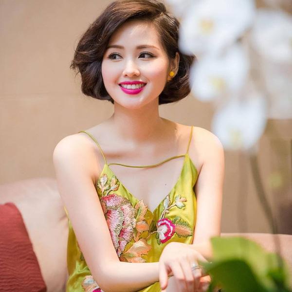 Chiêm ngưỡng 4 kiểu tóc ngắn đẹp nhất 2017 của mỹ nhân Việt phần 22