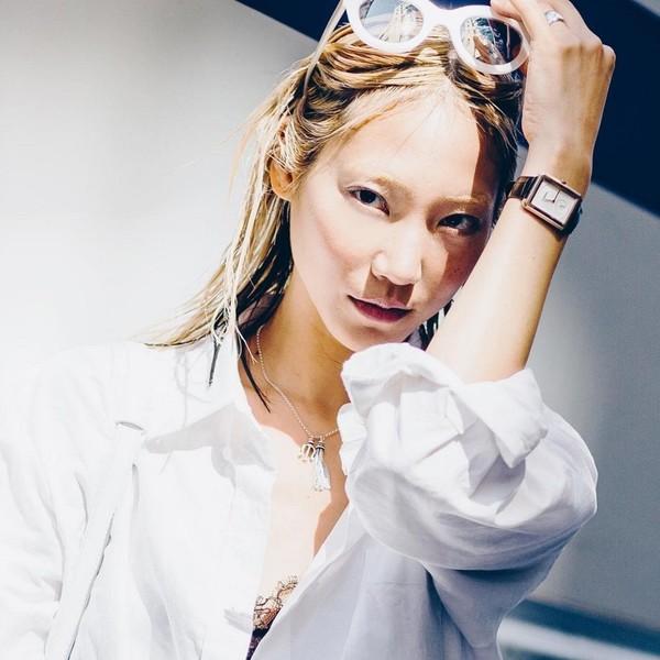 Kiểu tóc nhuộm màu vàng hoe đẹp cực chất của con gái Châu Á 2016 - 2017 phần 2