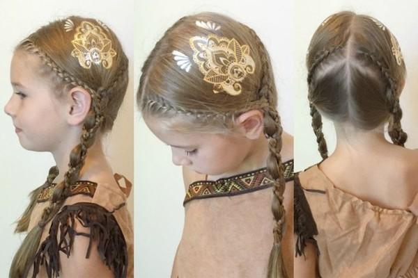 Xăm hình trên tóc - Xu hướng làm đẹp mới được ưa chuộng nhất hiện nay phần 10