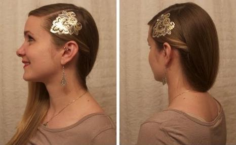Xăm hình trên tóc - Xu hướng làm đẹp mới được ưa chuộng nhất hiện nay phần 11