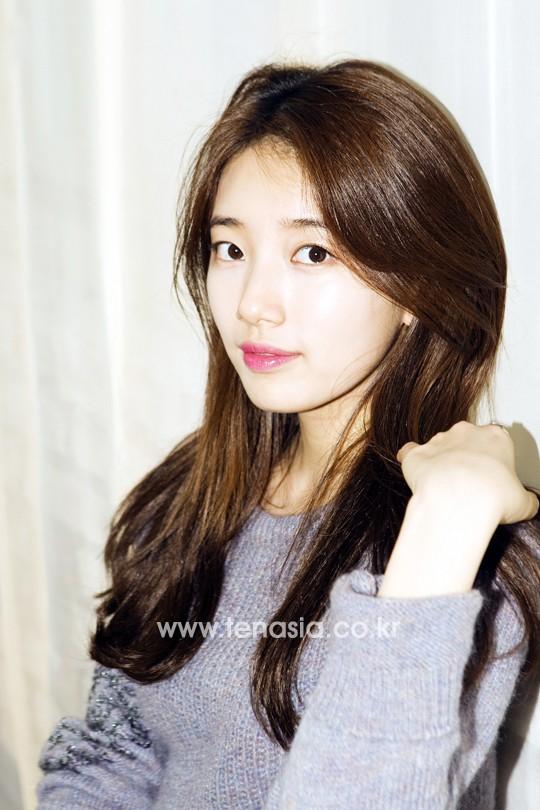 Xu hướng tóc tỉa layer đẹp giống Suzy khiến con gái Hàn chết mê chết mệt phần 1