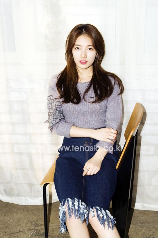 Xu hướng tóc tỉa layer đẹp giống Suzy khiến con gái Hàn chết mê chết mệt phần 4