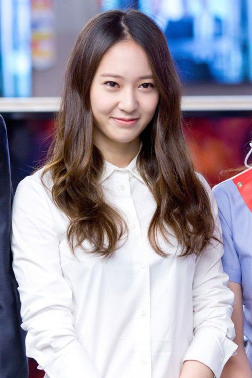 Muôn kiểu tóc rẽ ngôi giữa đẹp đang được mỹ nhân Hàn lăng xê 2017 phần 7