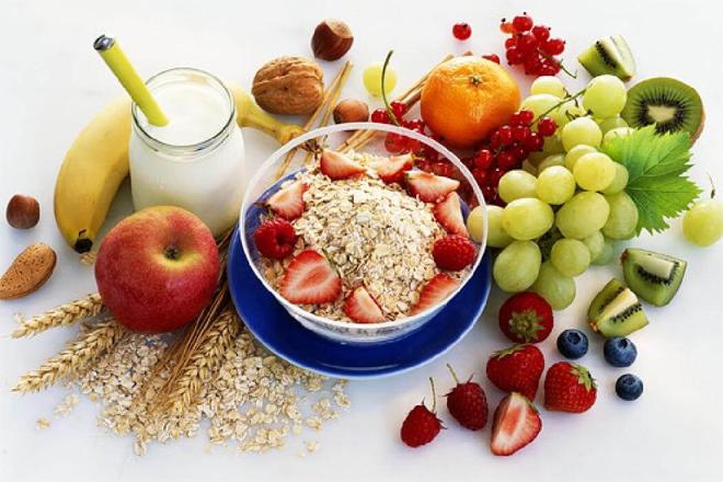ăn nhiều trái cây trước khi mang thai