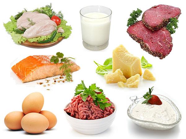 ăn thực phẩm giàu protein trước khi mang thai