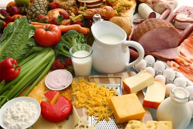 Những thực phẩm giàu năng lượng