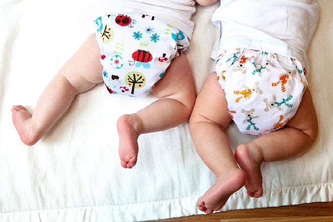 chọn tã phù hợp với trẻ sơ sinh