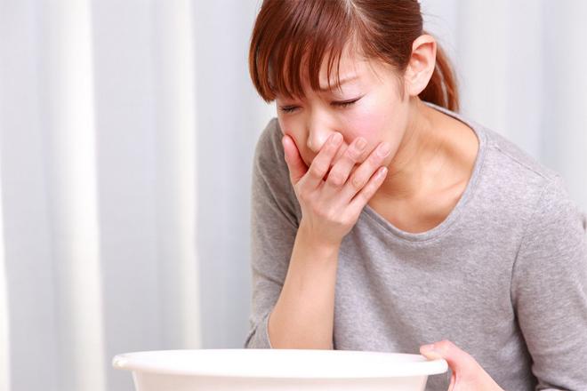 dấu hiệu mang thai gây buồn nôn