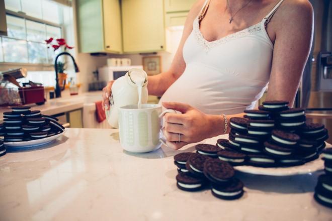 Dinh dưỡng khi mang thai tháng thứ 2 là tiền đề phát triển tốt nhất để con yêu thông minh