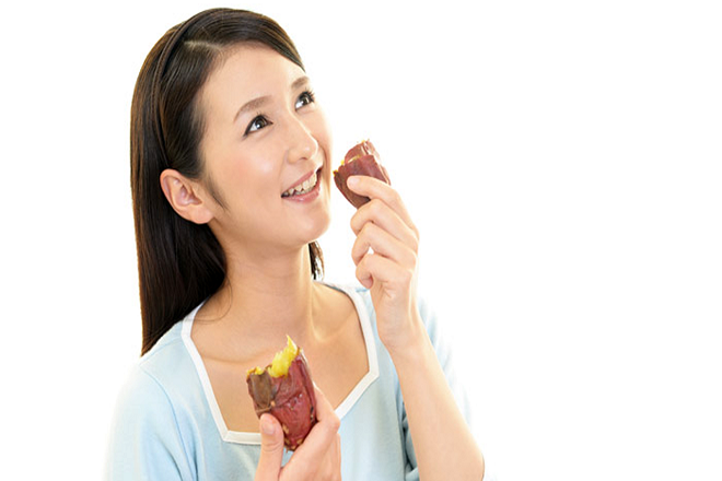 lưu ý khi ăn khoai lang sau sinh mổ