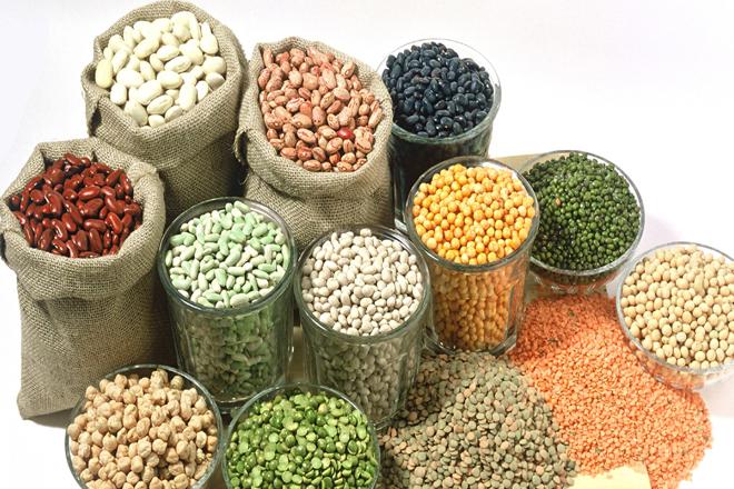 ngũ cốc chứa acid folic