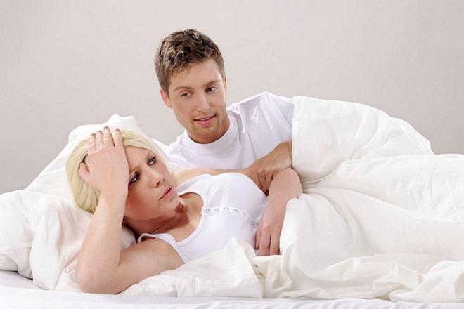 quan hệ sau sinh bị đau