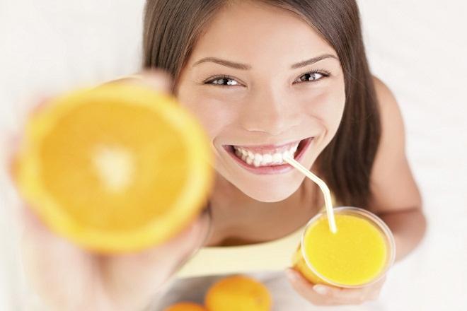 Cam là một trong những loại trái cây rất giàu dinh dưỡng