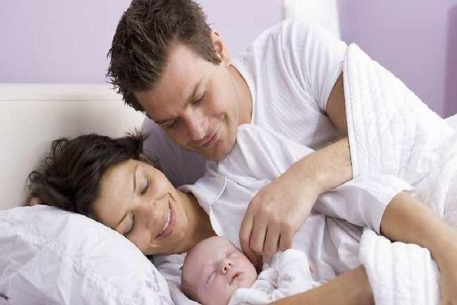 quan hệ sau khi sinh khoảng 8 tuần là tốt