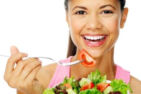 sinh thường nên ăn rau xanh