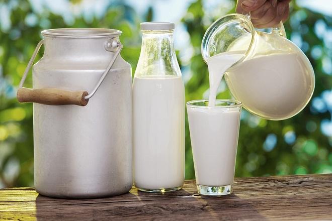 Bà bầu chỉ nên chọn sữa tươi có lượng chất béo từ 1 – 2%