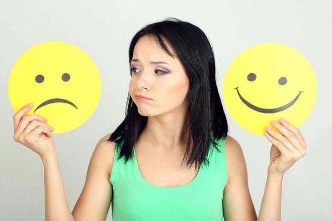 tâm trạng buồn vui thất thường