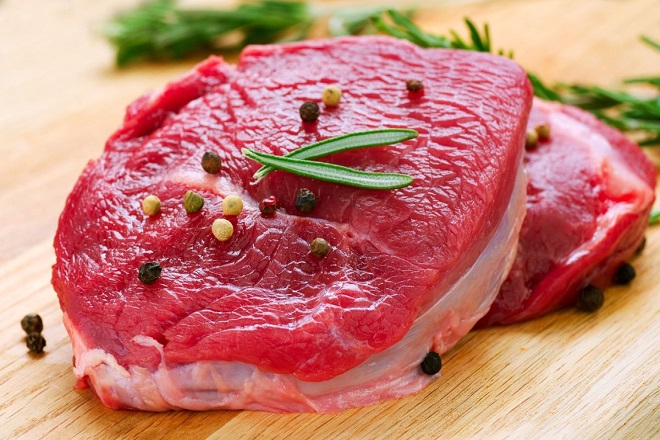 Thịt bò chứa rất nhiều chất dinh dưỡng