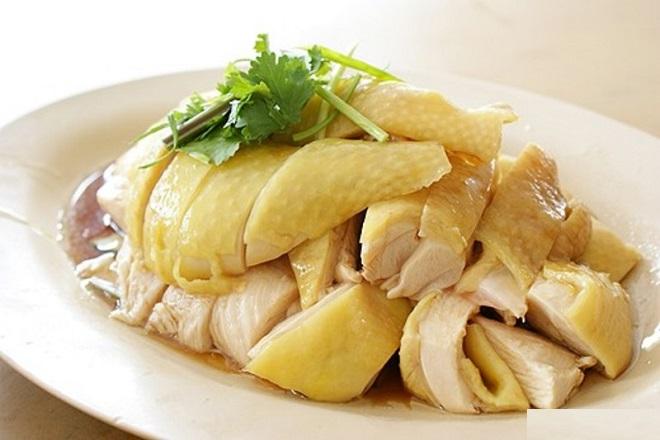 thịt gà nhiều dinh dưỡng