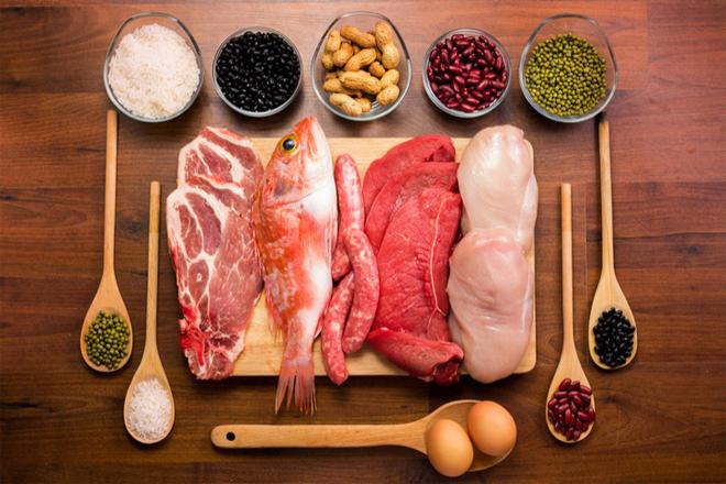 thực phẩm bổ dưỡng trước khi mang thai