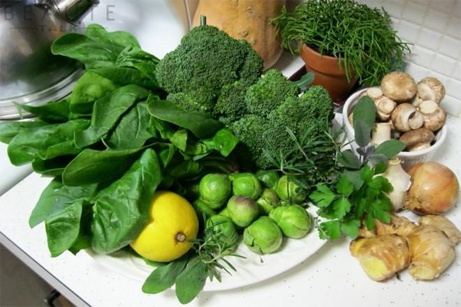 Các bà mẹ cần chuẩn bị đầy đủ dinh dưỡng đặc biệt là axit folic
