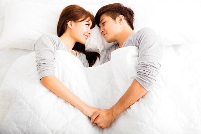 vợ chồng quan hệ sau sinh thường