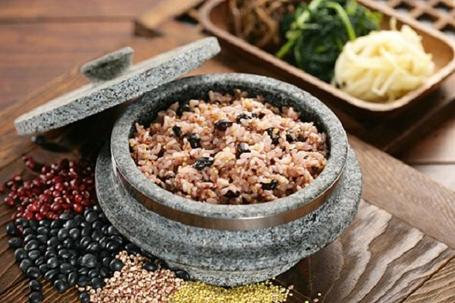 Cơm gạo lức giảm cân
