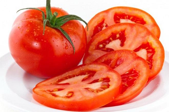 cà chua giàu vitamin