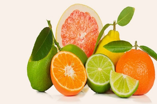 cam quýt chứa nhiều vitamin c