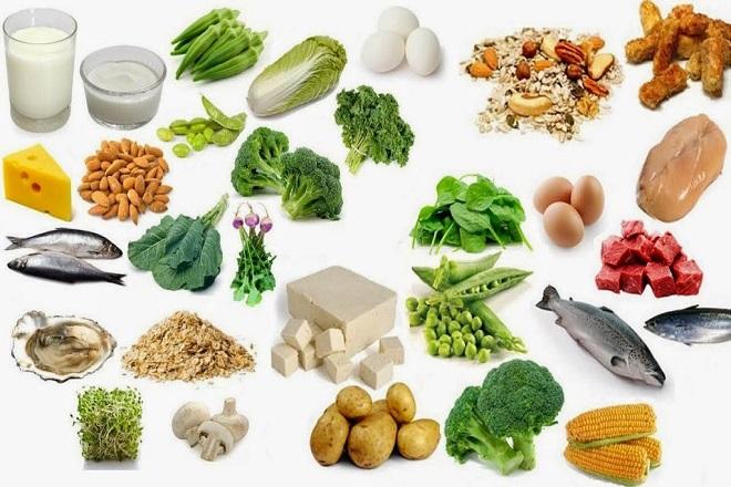 Duy trì chế độ ăn uống khoa học