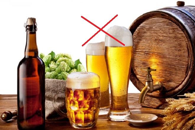hạn chế đồ uống kích thích