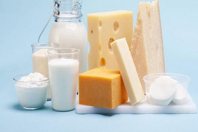 sữa giàu canxi cho mẹ