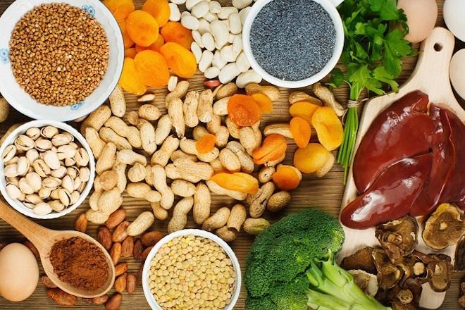 thực phẩm dinh dưỡng mẹ cần bổ sung