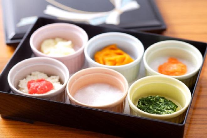 ăn dặm kiểu Nhật cho bé 1 tuổi